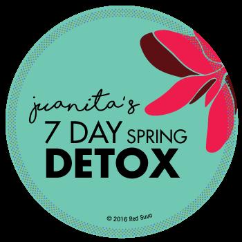 Spring Detox logo